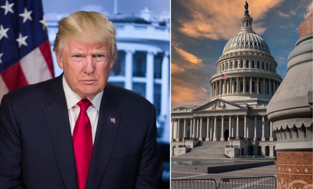 """Så reagerar kändisarna på attacken mot Capitol i USA: """"Terrorister"""""""