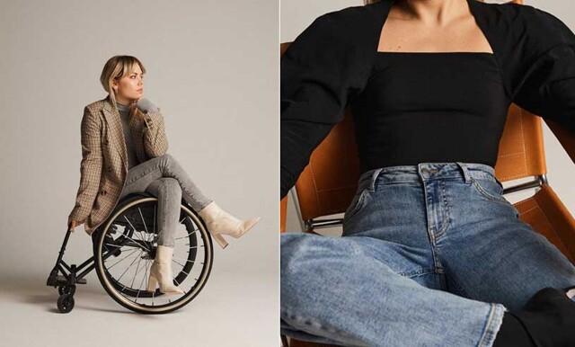 Nu har Gina Tricot jeans som är framtagna för att sitta i – och de är så snygga!