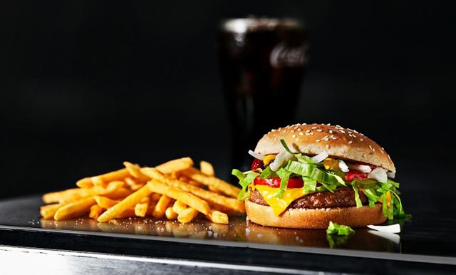 Nu lanserar McDonald's en plantbaserad burgare – men inte för dig som är vegetarian