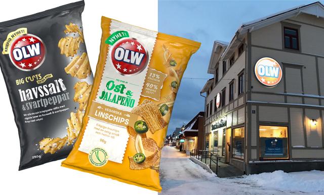 Chipsälskare – se hit! Här öppnar OLW:s första egna snacksbutik