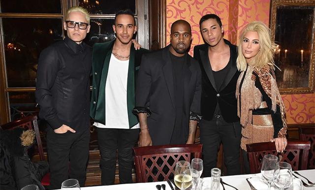 Kardashians och Jareds blonda barr