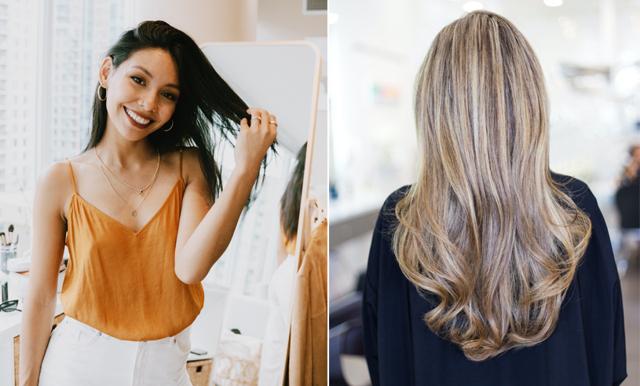8 tips för att dölja grått hår