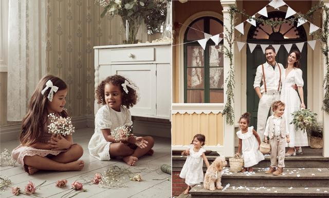 Newbie släpper bröllopskollektion för vuxna och barn –och den är så fin!