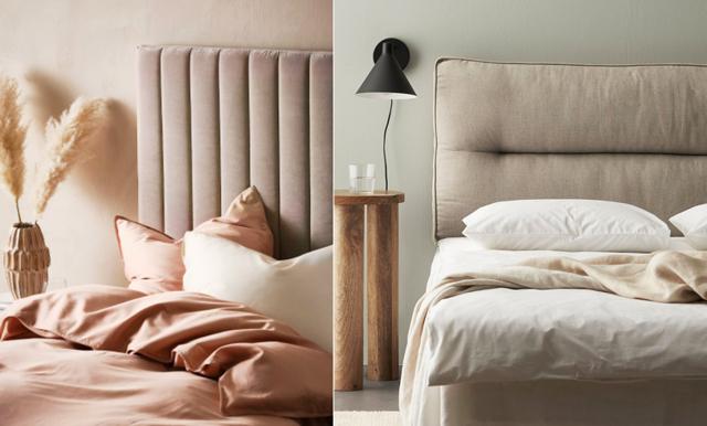18 sänggavlar som uppdaterar ditt sovrum direkt