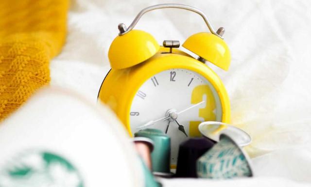 Kom du ihåg att ställa fram klockan?