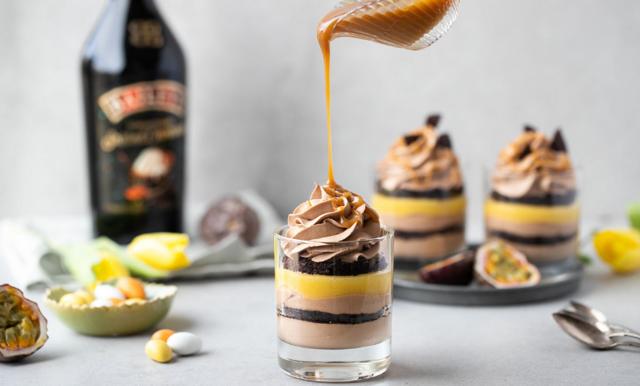 2 härliga caketails – den perfekta kombinationen av dessert och drink