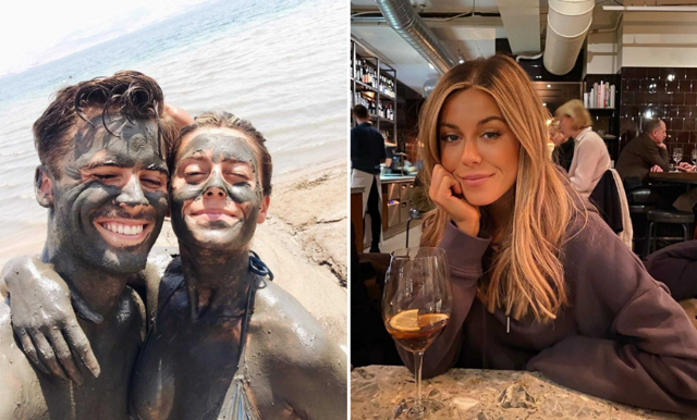 Bianca Ingrosso får stöd av exet efter hatstormen