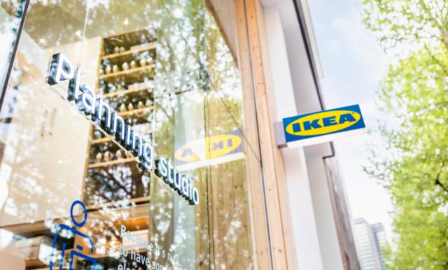 IKEAs nya koncept – mindre butiksformat