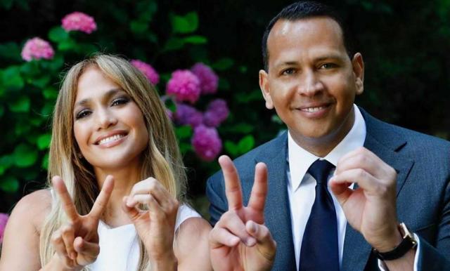 Nu är det bekräftat – Jennifer Lopez och Alex Rodriguez har gjort slut