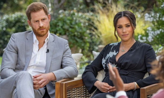 Meghan och Harry – 12 saker vi lärde oss från intervjun med Oprah