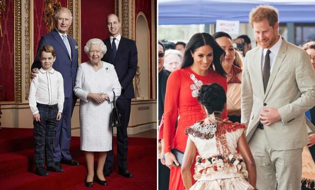 Buckingham Palace bemöter anklagerserna från den omtalade intervjun