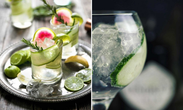 Fira internationella Gin & Tonic-dagen