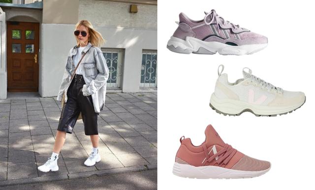 Våriga sneakers med mesh – vi listar vårens nyheter!