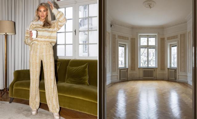 Petra Tungården köper ny drömlägenhet – se bilderna här!