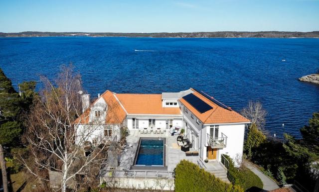 Fantastisk villa till salu som vi känner igen från tv – mest klickade på Hemnet just nu