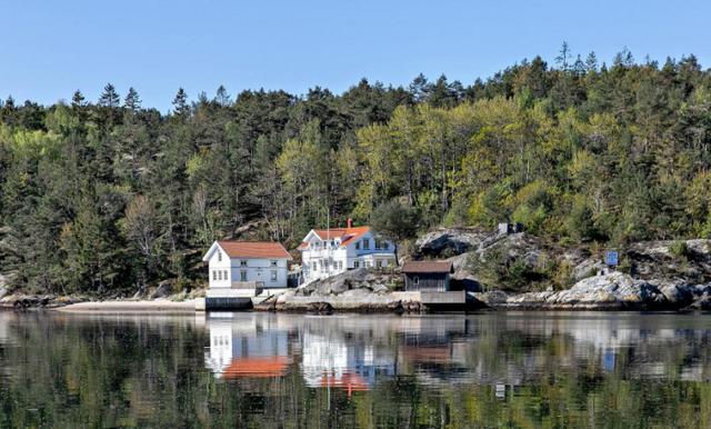 Strandvillan i Strömstad – mest klickade på Hemnet just nu