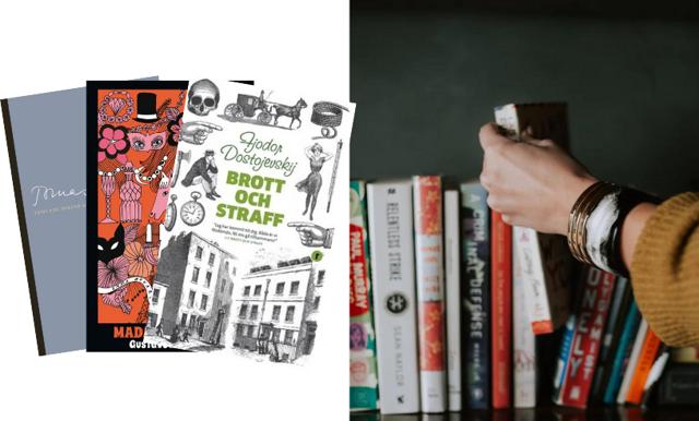 12 klassiker att fylla bokhyllan med