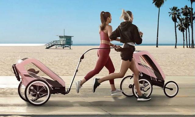 Löpträning för småbarnsföräldrar – vi listar de bästa löpvagnarna