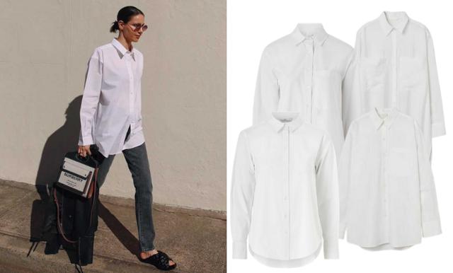 Vita skjortan – Vi listar bästa budgetkapen under 500 kronor!