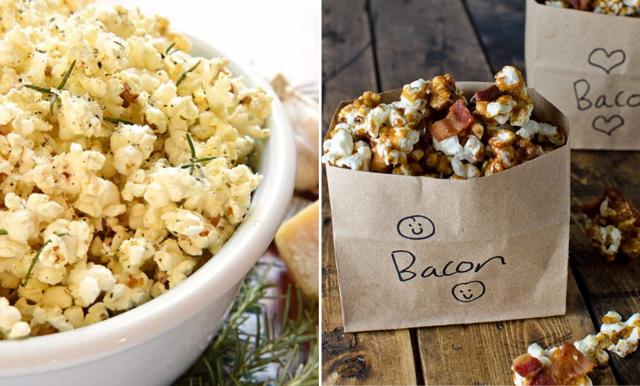 Uppdatera fredagsmyset – 7 kreativa och smarriga popcornrecept