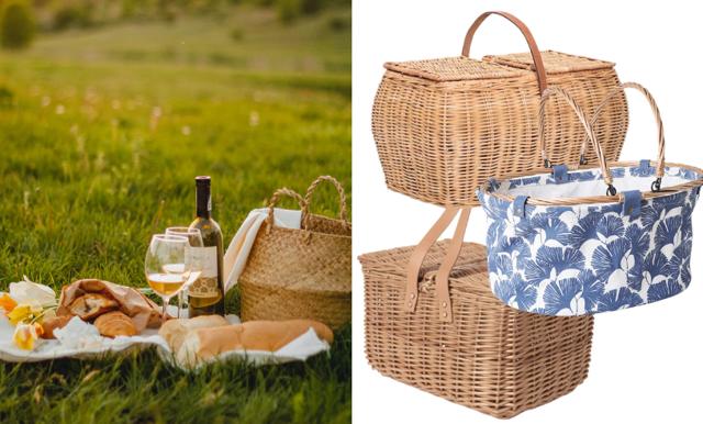 9 fina picknickkorgar till utefikat