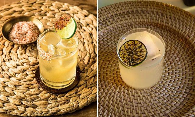 Drinktips – BBQ Margarita med grillad lime!