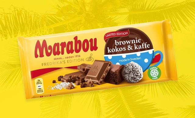 Nya spännande smaken från Marabou – efter folkets önskemål