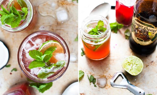 Imponera på middagsgästerna med den godaste alkoholfria drinken!