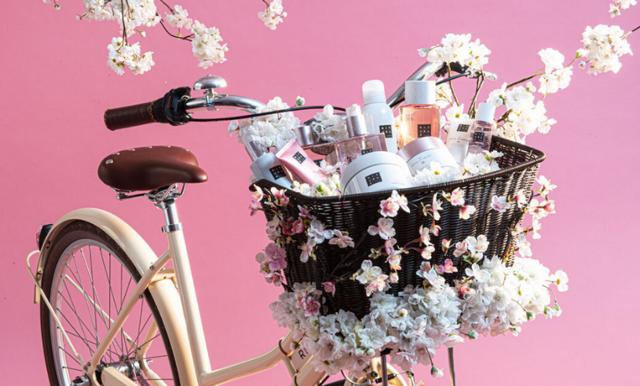 Vinn en cykel och produkter från Rituals