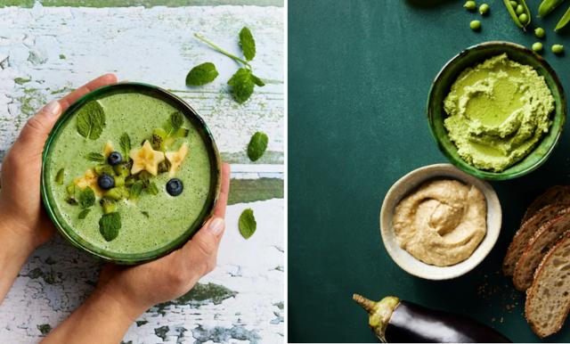 Vitaminboosta med frysta grönsaker – 2 goda gröna recept