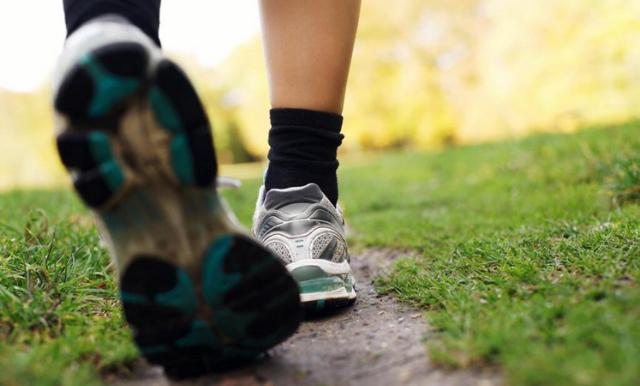 Så många steg om dagen ska du gå för bättre hälsa