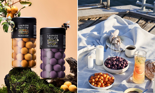 Lakrits med smak av naturen – Lakrids By Bülow släpper 2 nya smaker