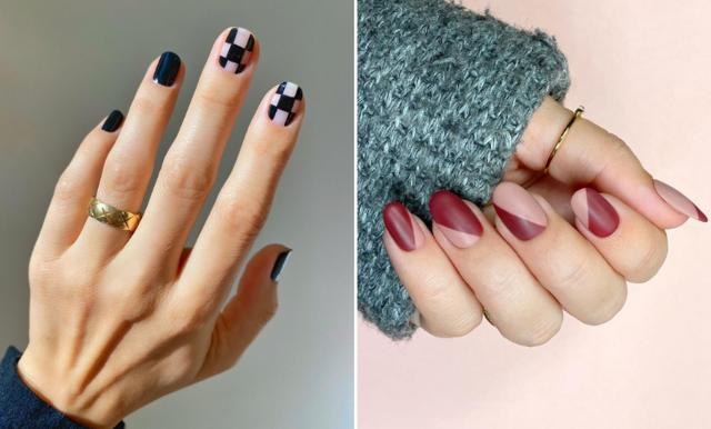 Populäraste nageltrenderna just nu!