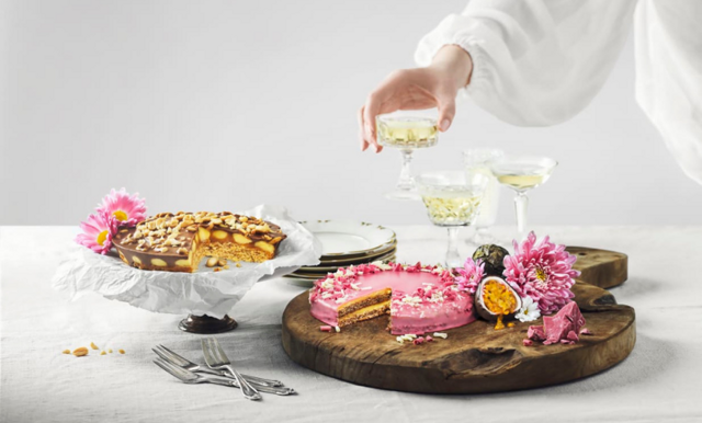 Dubbla tårtnyheter – spana in Almondys nytillskott i frysdisken