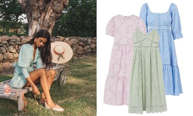 Festdags! 21 klänningar för dig som är bjuden på bröllop i sommar