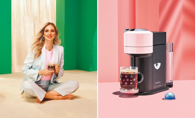 Kaffekapslar med stil – Nespresso med färgglad twist