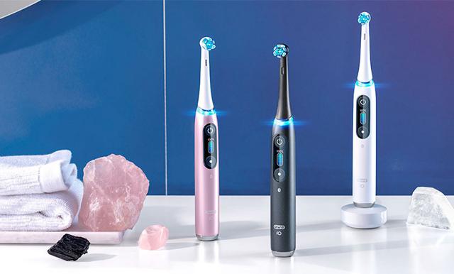 Ett helt nytt sätt att borsta tänderna – Oral-B lanserar revolutionerande tandborste
