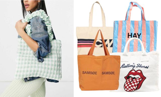Vi listar snyggaste shoppingväskorna i butik just nu!