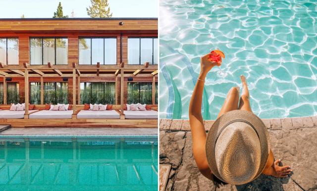 Vi listar Sveriges bästa hotell med utomhuspooler!