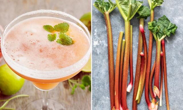 Rabarber Margarita – så gör du sommarens godaste drink