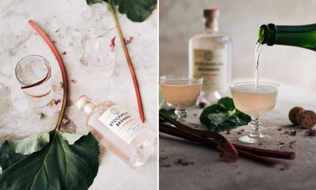 Fixa sommarens finaste drinkar med rosa gin!