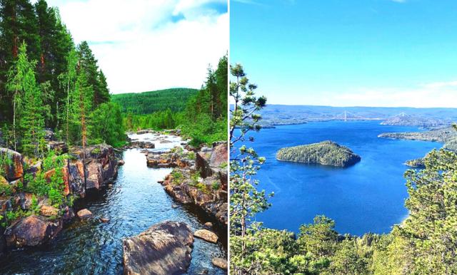 Vi tipsar om Sveriges naturskönaste platser!