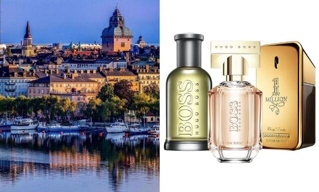 Här är de populäraste parfymerna för honom och henne i din stad