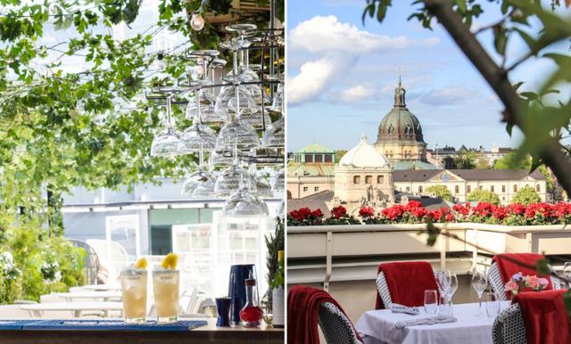 Stockholms bästa takbarer – 14 tips att besöka i sommar!