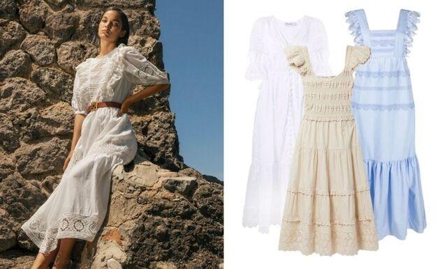 21 snygga boho-klänningar för sommaren