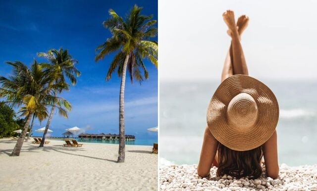 Hälften av svenskarna njuter extra på solsemestern – om vädret hemma är dåligt