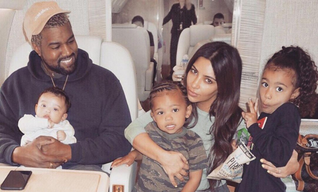 Efter skilsmässan – Kim Kardashians hälsning till Kanye West