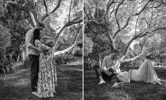 Prins Harry och Meghan har fått en dotter – Lilibet Diana