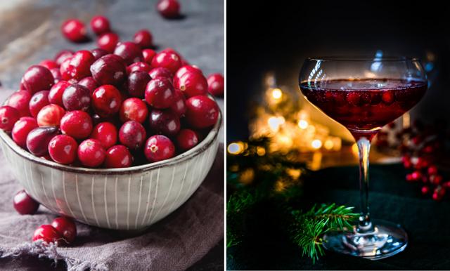 Bubblig glöggdrink till julens festligheter