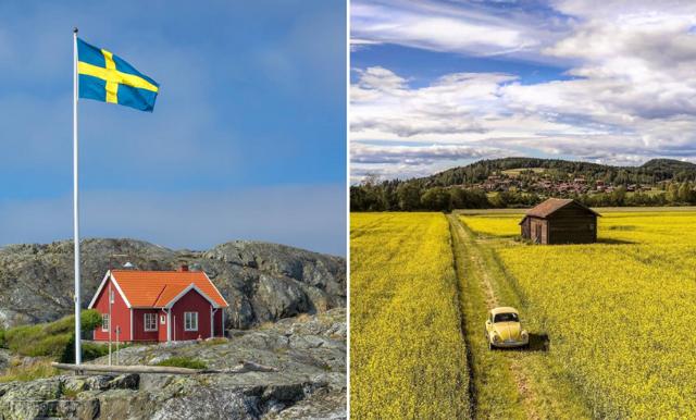 Därför firar vi Sveriges nationaldag